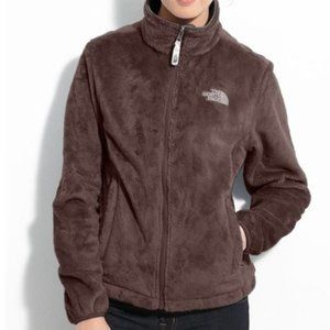 The North Face Osito Bittersweet Brown Soft Jacket Women's Size Medium